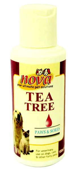 Nova Tea Tree Paws & Sores