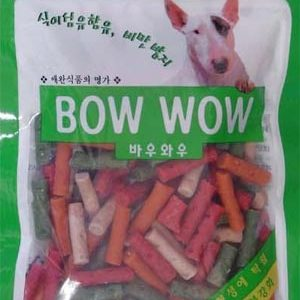 Bow Wow Mixed Snacks Cut