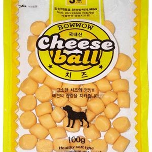 Bow Wow Cheese Ball
