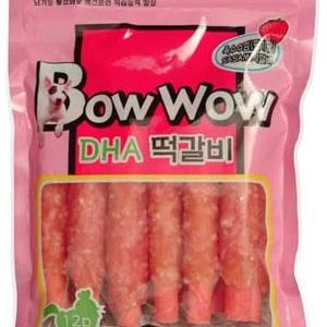 Bow Wow Chicken Breast Roll Meat Stick