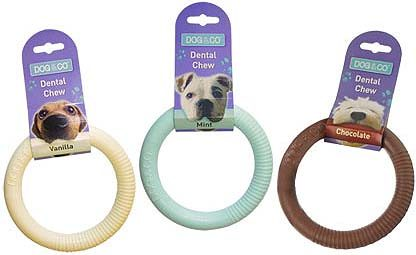 Dog & Co Nylon Chew Ring - Small