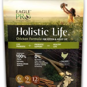 Eagle Pro Holistic Life Chicken for Kitten & Adut Cat
