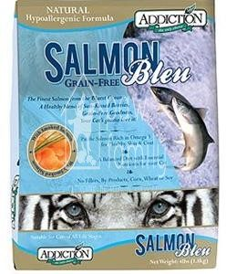 Addiction Dry Cat Food Salmon Bleu