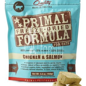 Primal Freeze Dried Feline Chicken & Salmon - 5.5oz