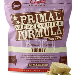 Primal Freeze Dried Feline Turkey - 5.5oz