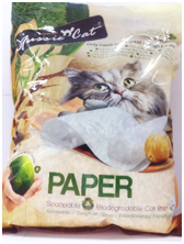 Fussie Cat Natural Paper Litter - 7L x 1 pkt