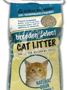 Breeder Celect Cat Litter / Animal Bedding - 10L