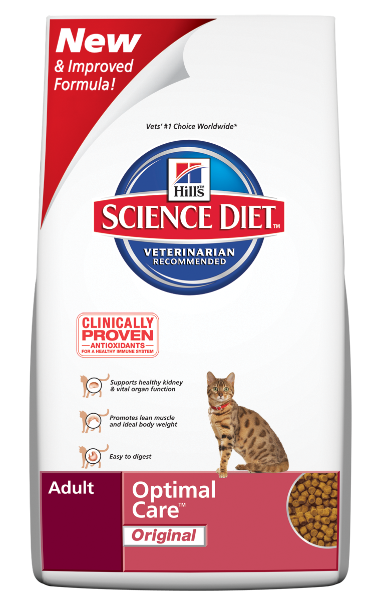 Science Diet Feline Adult Dry Food – Paw Family