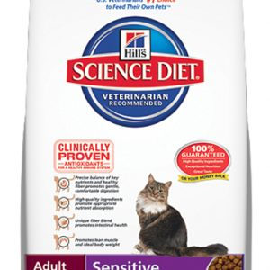 Science Diet Feline Adult Sensitive Stomach & Skin