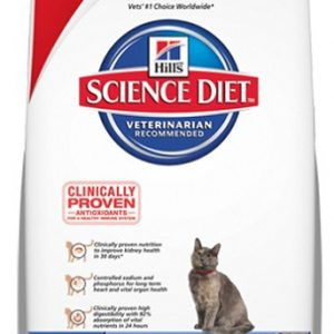 Science Diet Feline Mature Adult Active Longevity Original