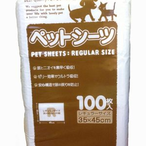 Yunic Pet Sheets - 100pcs (Unscented)