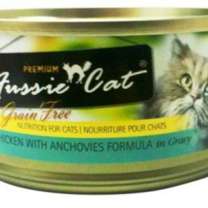 Fussie Cat Premium Grain Free Chicken with Anchovies