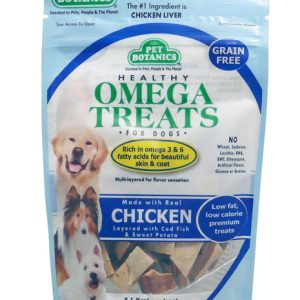 Pet Botanics - Healthy Omega Treats - Chicken - 3oz
