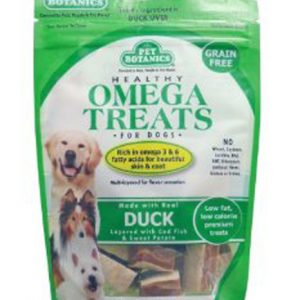 Pet Botanics - Healthy Omega Treats - Duck - 14oz