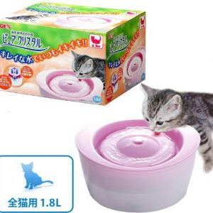 Gex Pure Crystal Drinking Bowl - Cat