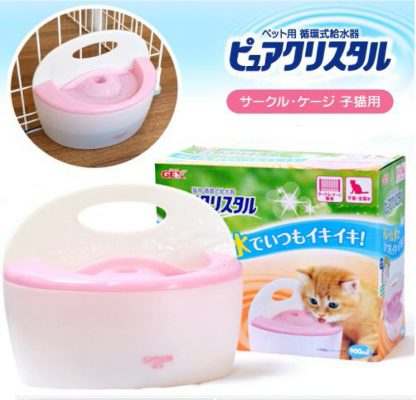 Gex Pure Crystal Drinking Bowl - Cat (Small)