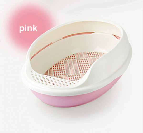 Boazz 3pc Cat Litter System – Pink