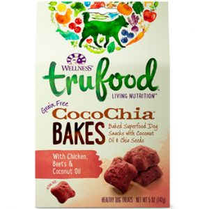 Wellness Trufood Cocochia Bakes - Dog - Chicken