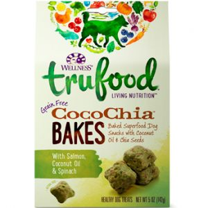 Wellness Trufood Cocochia Bakes - Dog - Salmon