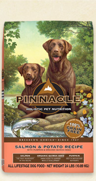 Pinnacle Canine Salmon & Potato (Grain Free)
