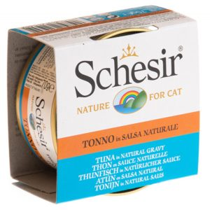 Schesir - Tuna in Natural Gravy 70g