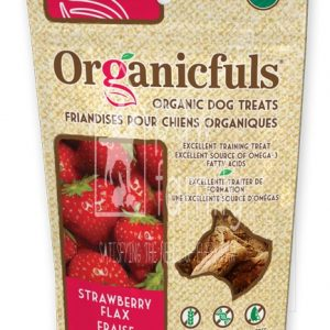Organicfuls - Strawberry Flax Recipe
