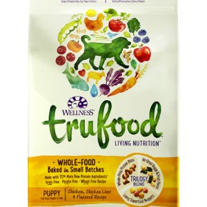Wellness Trufood Baked Blends - Puppy - Chicken