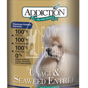 Addiction Unagi & Seaweed Entree (Grain Free) Dog Canned Food