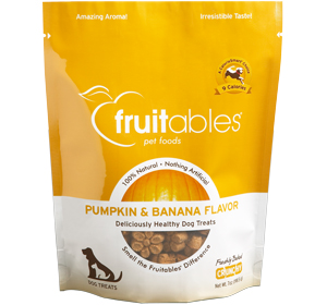 FRUITABLES Pumpkin And Banana