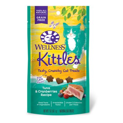 wellness kittles tuna cranberries