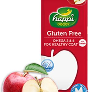 HappiDoggy Dental Chews - Apple