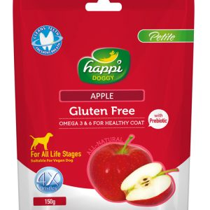 HappiDoggy Dental Chews - Apple 2.5inch