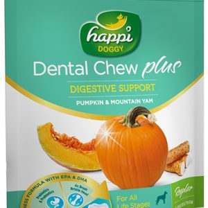 HappiDoggy Dental Chews - Digestive Support