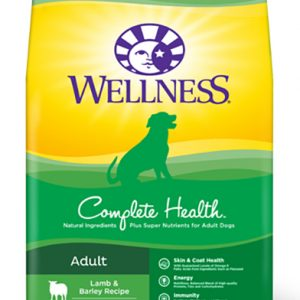 Wellness Complete Health Lamb & Barley Meal
