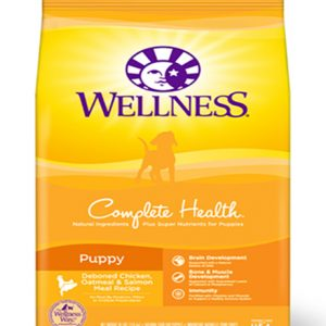 Wellness Complete Health Puppy