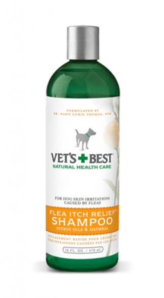 Vet's Best Flea Itch Relief Shampoo