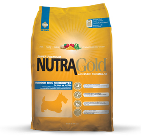 NutraGold Holistic Canine Adult Indoor Micro Bite