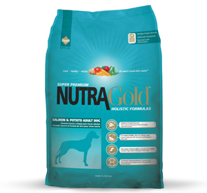 NutraGold Holistic Canine Adult Salmon & Potato
