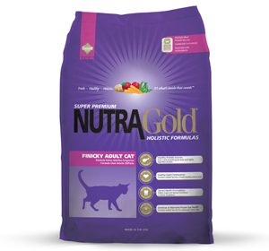 NutraGold Holistic Finicky Adult Cat