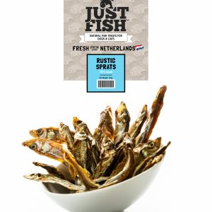 Just Fish Rustic Sprats (Netherlands)