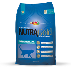 NutraGold Holistic Indoor Adult Cat