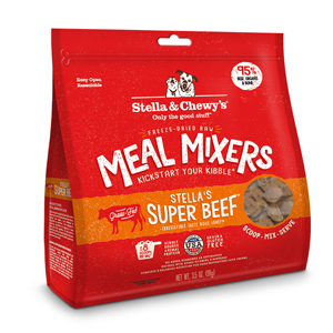 Stella chewy meal mixer Beef