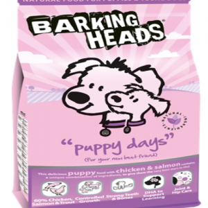 Barking Heads - Puppy Days