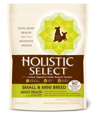 Holistic Select Canine Small & Mini Breed