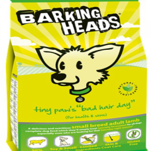 Barking Heads - Tiny Paws Bad Hair Days