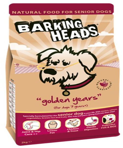 Barking Heads - Golden Years
