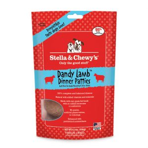 Stella & Chewy's Freeze Dried Dinner Patties - Lamb