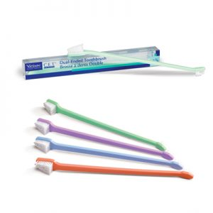 Virbac C.E.T. Dual End Toothbrush