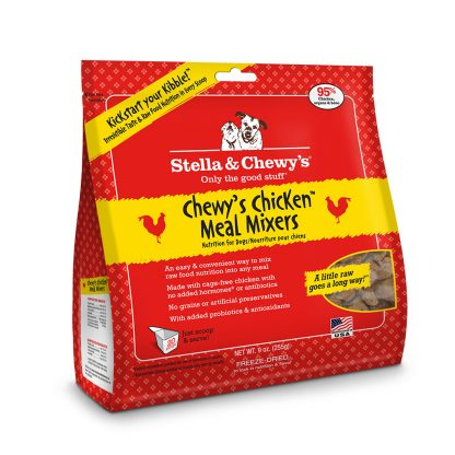 Stella & Chewy's Chewy's Chicken Meal Mixers