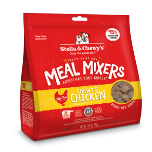 stella chewy meal mixer Chicken